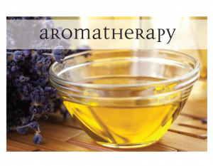 Spa and skin care Aromatherapy