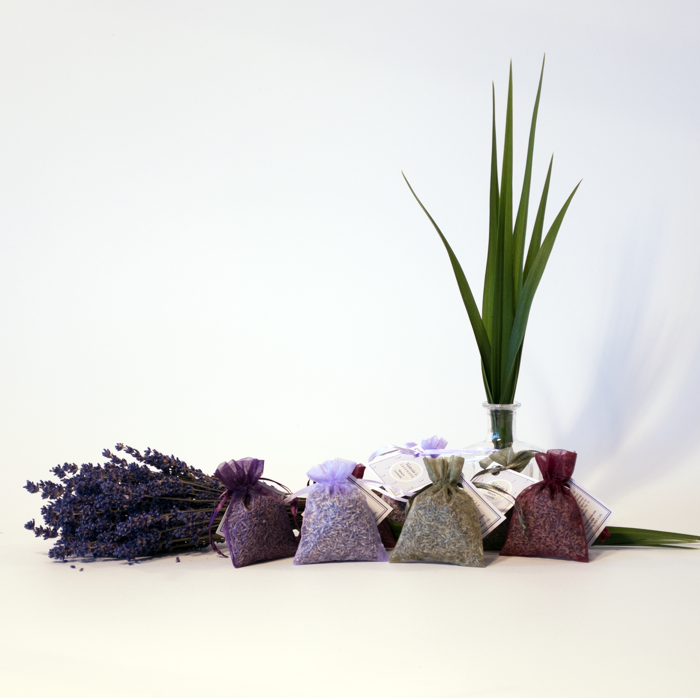 Small lavender sachets