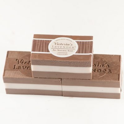 Chocolate Lavender Soap