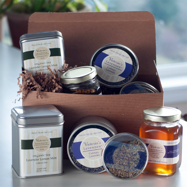 Culinary Lavender Gift Box