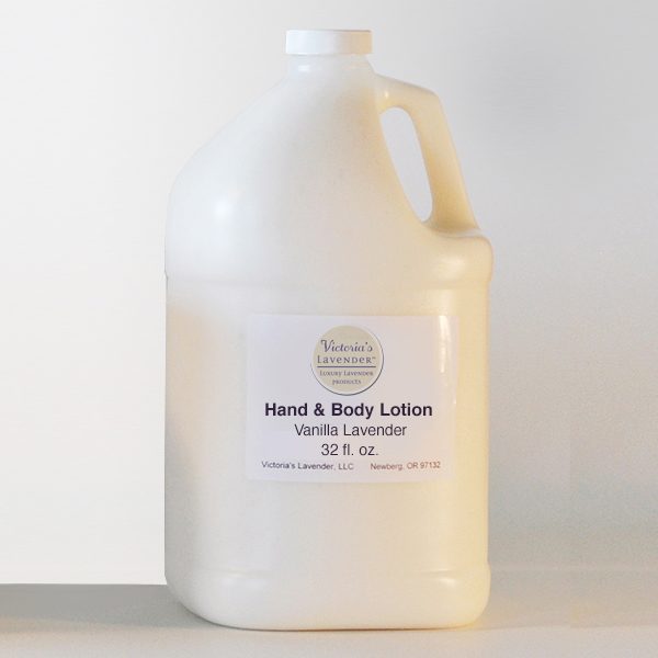 Hand and Body Lotion 32 oz.