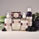 our blackberry lavender collection