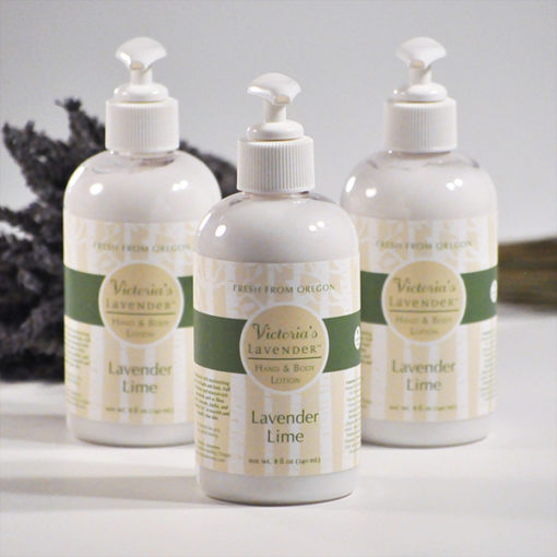 Lavender Lime Body Lotion