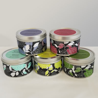 Room Scenting Soy Candles Group